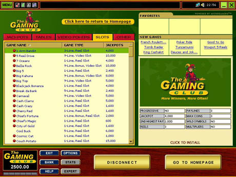 no real money slots just for fun