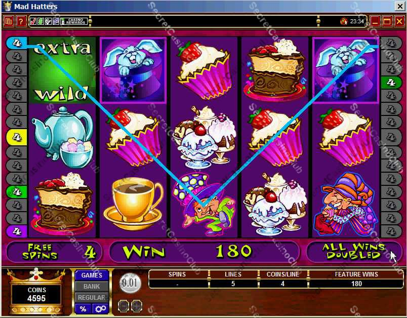 slots of vegas flash casino