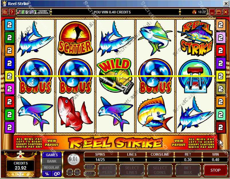 online casino slot machine 1 million